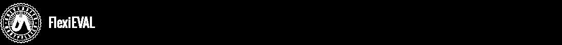 FlexiEVAL Logo